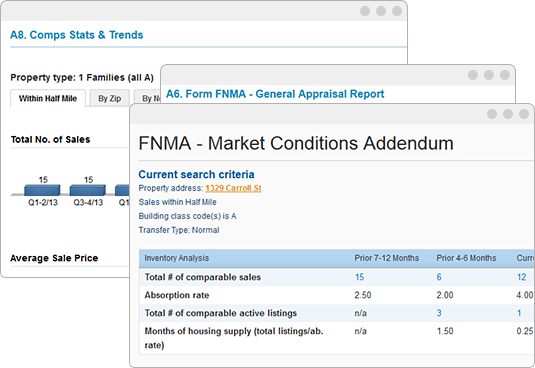 FNMA Market Conditions Addendum
